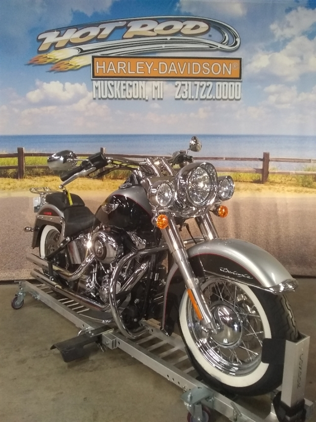 2015 Harley-Davidson Softail Deluxe at Hot Rod Harley-Davidson