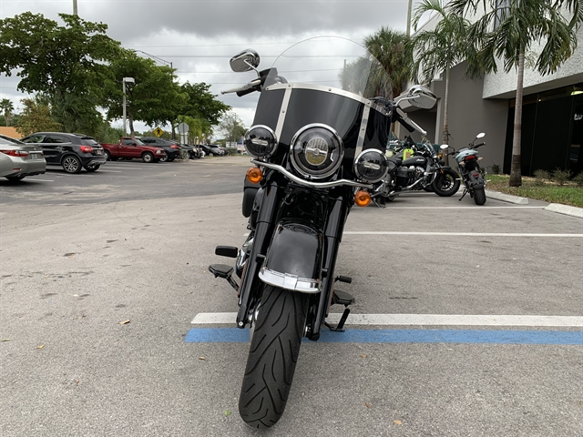 2018 Harley-Davidson Softail Heritage Classic at Fort Lauderdale