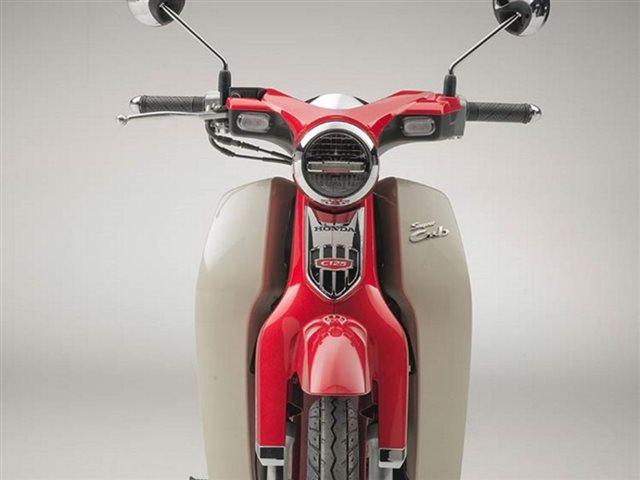 2020 Honda Super Cub C125 ABS C125 ABS at Columbanus Motor Sports, LLC