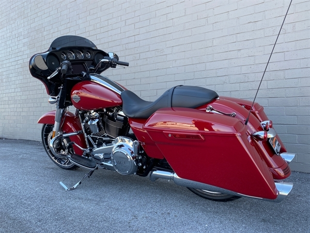 2021 Harley-Davidson Touring FLHXS Street Glide Special at Cannonball Harley-Davidson®