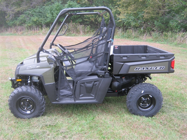 2020 Polaris Ranger 570 Full-Size at Brenny's Motorcycle Clinic, Bettendorf, IA 52722
