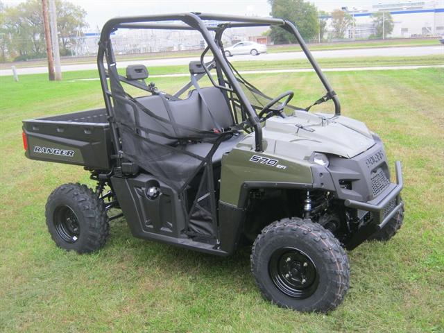 2020 Polaris Ranger 570 Full-Size at Brenny's Motorcycle Clinic, Bettendorf, IA 52722