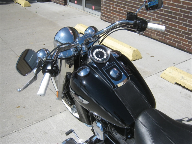 2013 Harley-Davidson Softail Deluxe FLSTN at Brenny's Motorcycle Clinic, Bettendorf, IA 52722