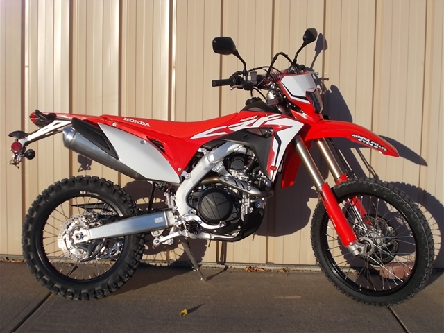2019 Honda CRF 450L at Nishna Valley Cycle, Atlantic, IA 50022