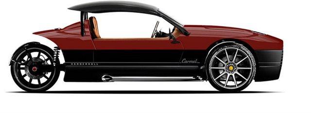 2022 Vanderhall Carmel Carmel GTS at Bumpus H-D of Memphis