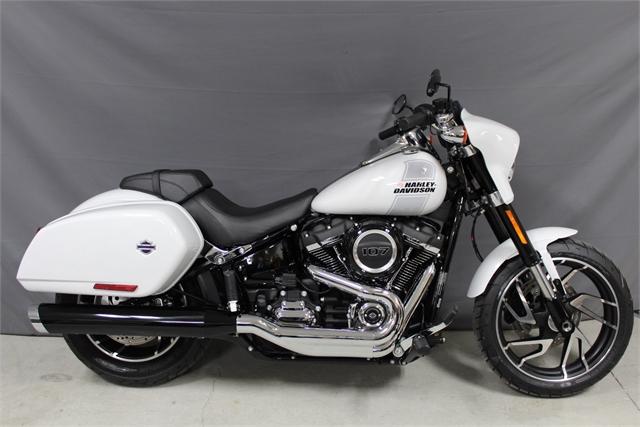 2021 Harley-Davidson Cruiser Sport Glide at Platte River Harley-Davidson