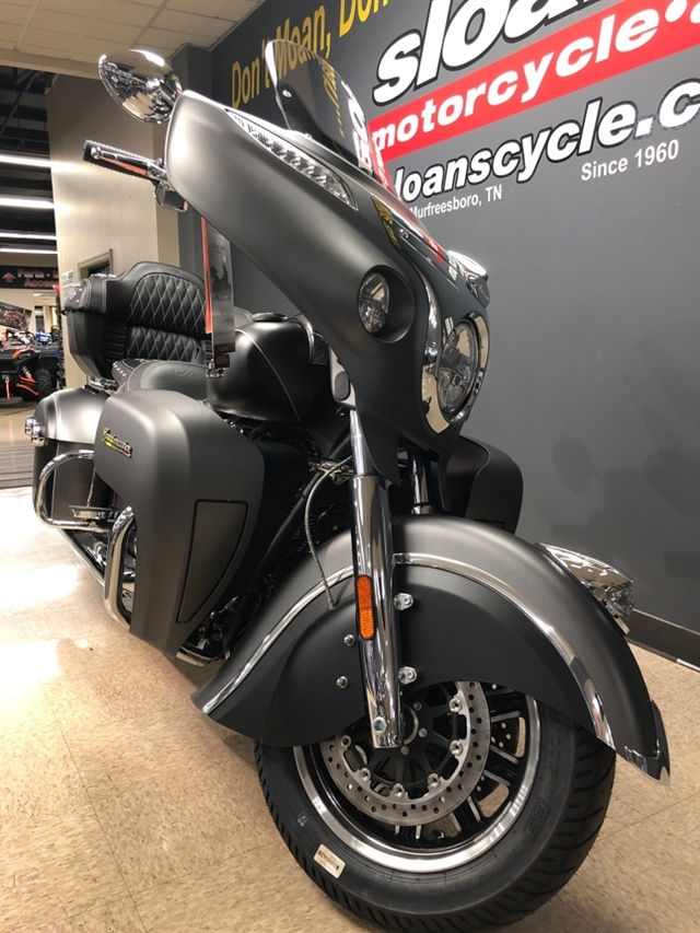 2019 Indian Roadmaster Base at Sloans Motorcycle ATV, Murfreesboro, TN, 37129