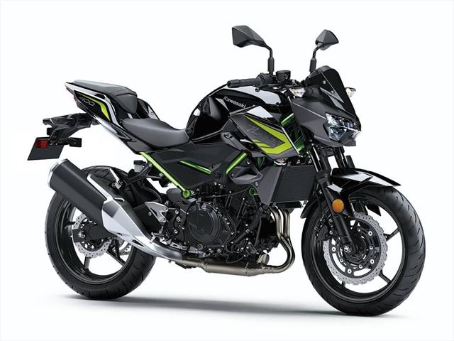 2020 Kawasaki Z400 ABS at Lynnwood Motoplex, Lynnwood, WA 98037