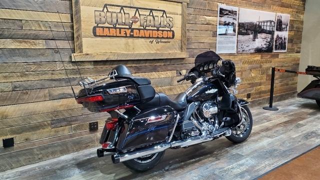 2016 Harley-Davidson Electra Glide Ultra Limited at Bull Falls Harley-Davidson
