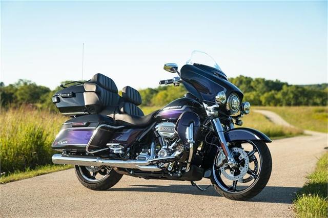 2021 Harley-Davidson Grand American Touring CVO Limited at M & S Harley-Davidson