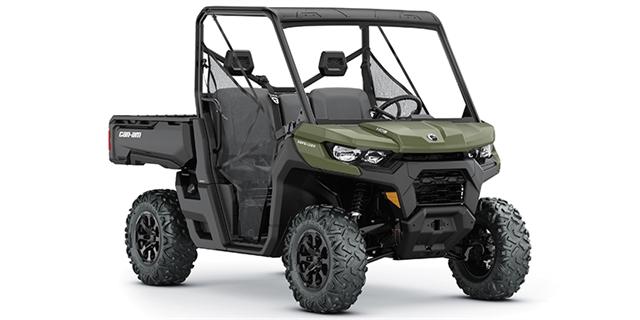2021 Can-Am Defender DPS HD8 at ATV Zone, LLC
