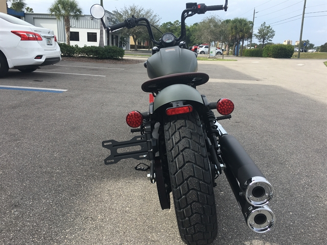 2020 Indian Scout Bobber Twenty - ABS at Fort Myers
