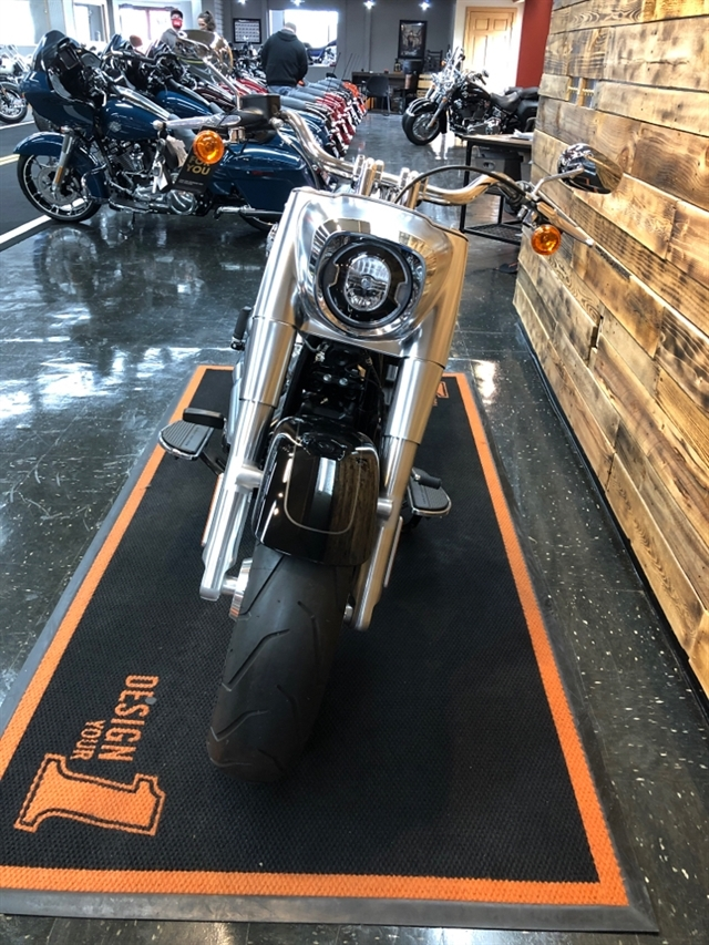 2019 Harley-Davidson Softail Fat Boy 114 at Holeshot Harley-Davidson