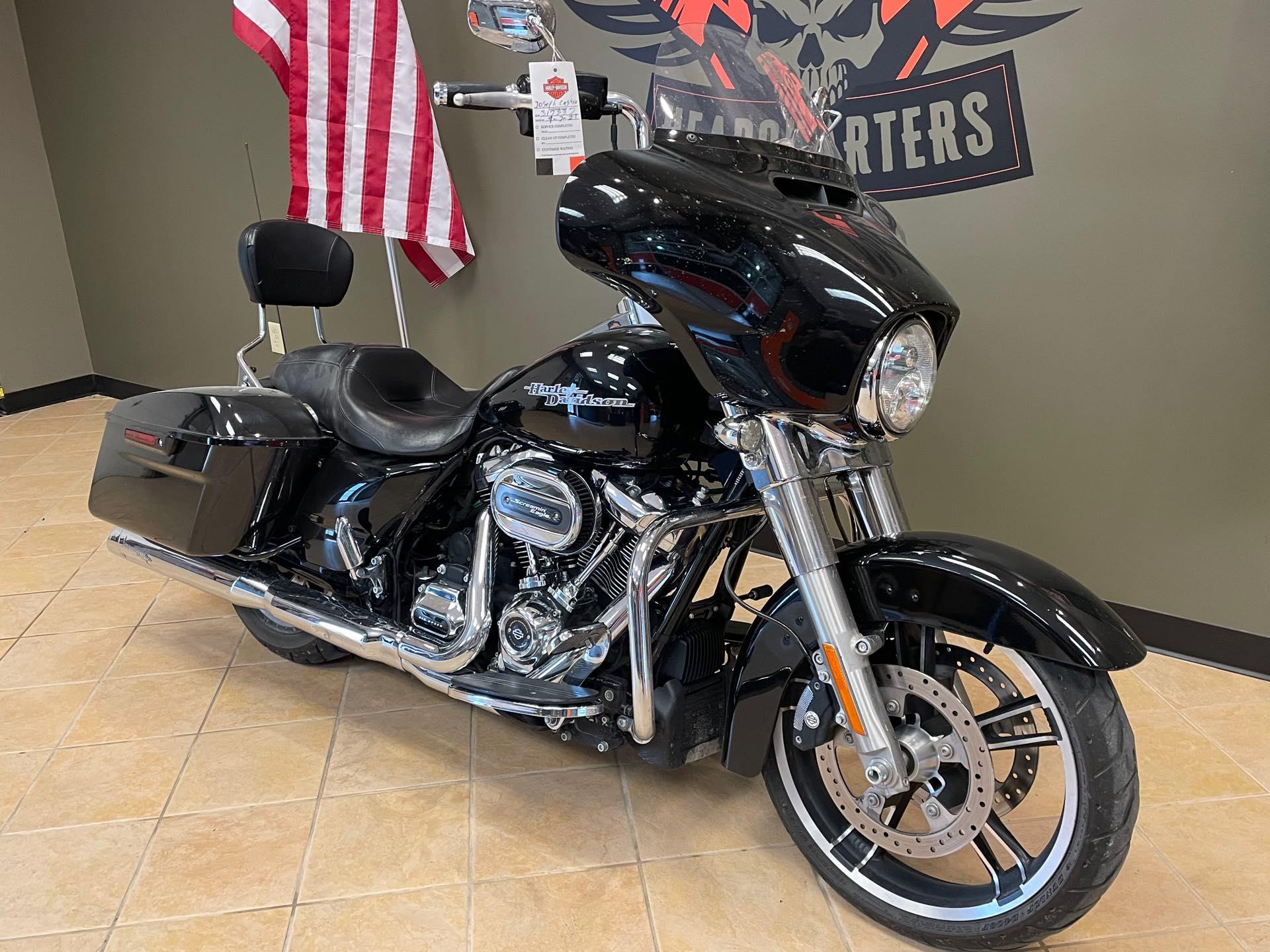 2017 Harley-Davidson Street Glide Base at Loess Hills Harley-Davidson