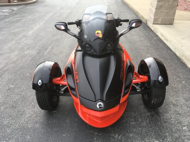 2012 Can-Am Spyder Roadster RS-S at Bluegrass Harley Davidson, Louisville, KY 40299