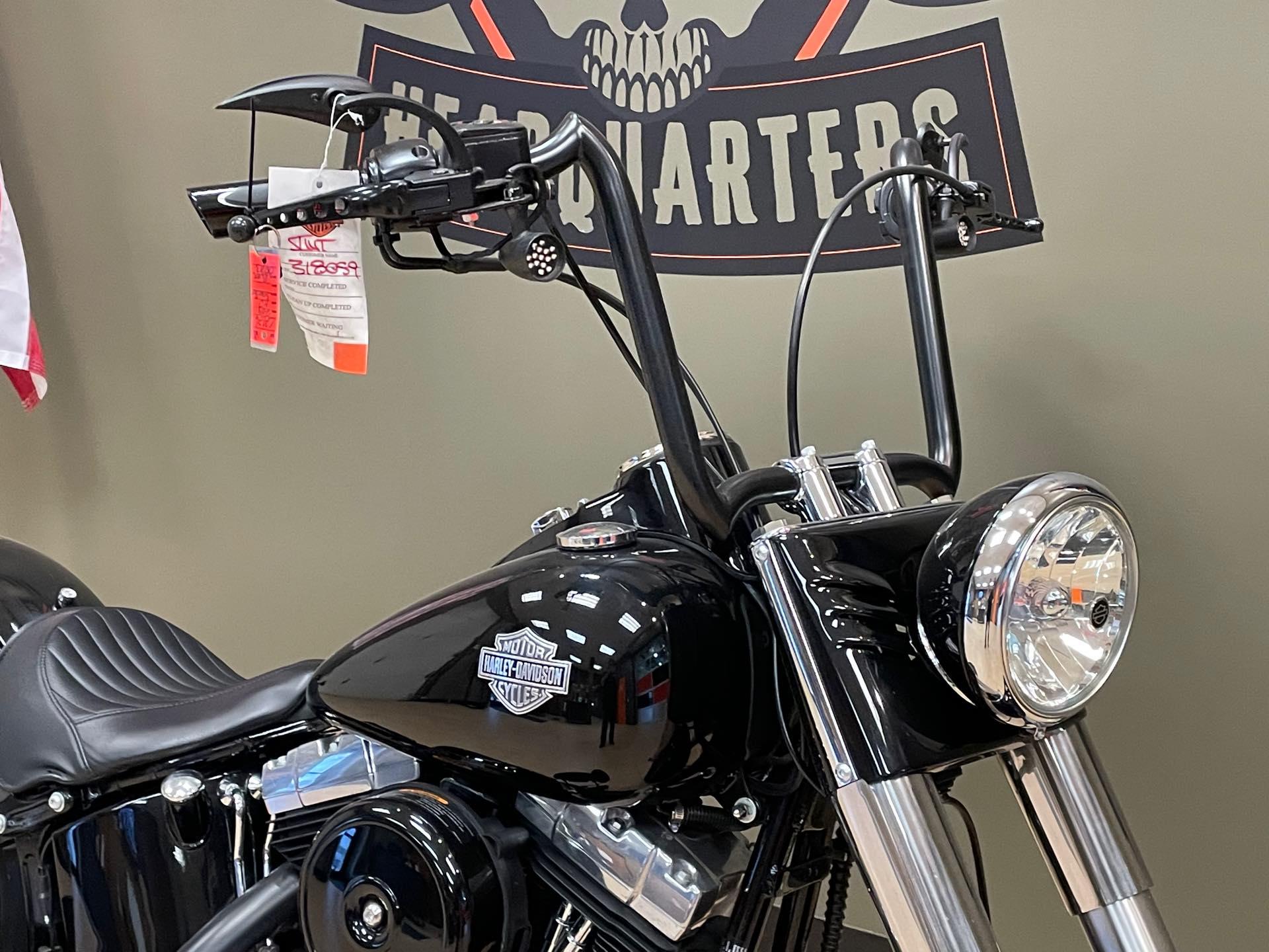 2014 Harley-Davidson Softail Slim at Loess Hills Harley-Davidson