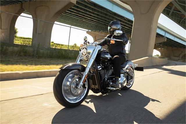 2021 Harley-Davidson Cruiser Fat Boy 114 at Harley-Davidson of Waco