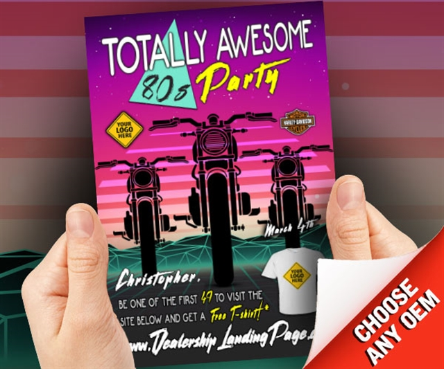 2018 ANYTIME 80's Party Powersports at PSM Marketing - Peachtree City, GA 30269