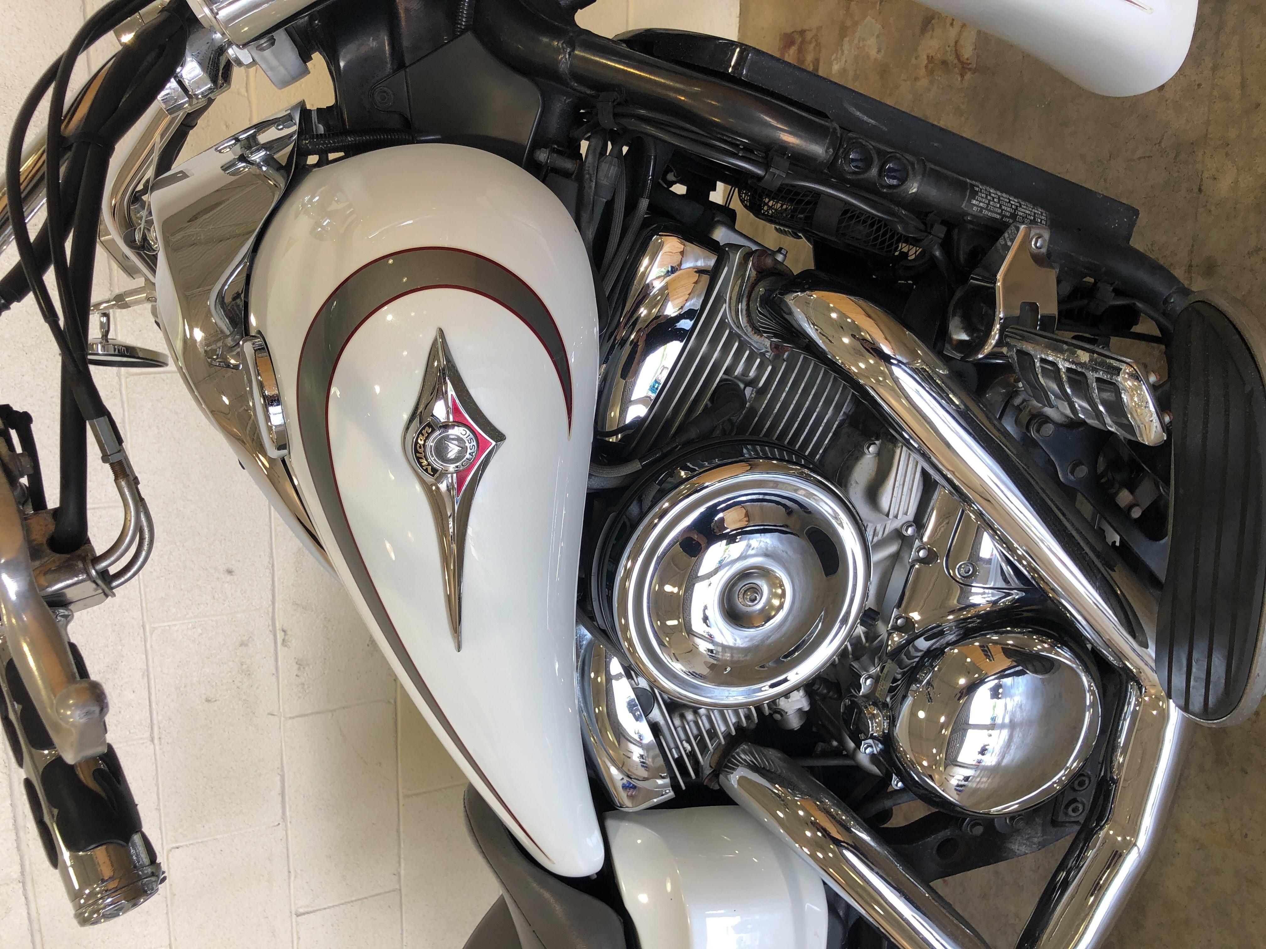 2004 Kawasaki Vulcan 1600 Mean Streak at Twisted Cycles