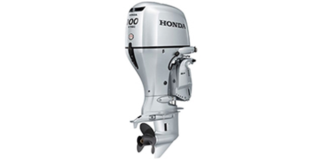 2017 Honda Outboard BF100AXRTA at Kodiak Powersports & Marine