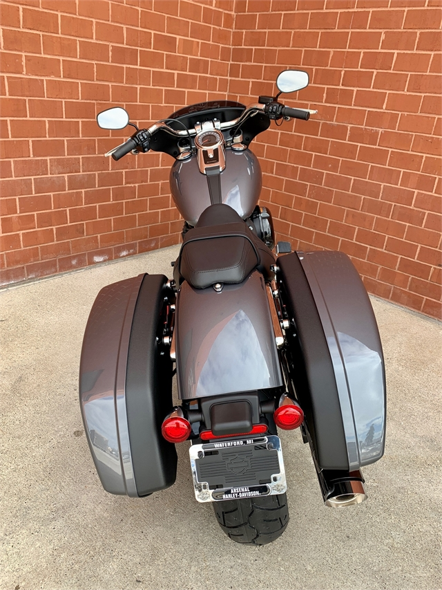 2021 Harley-Davidson Cruiser FLSB Sport Glide at Arsenal Harley-Davidson