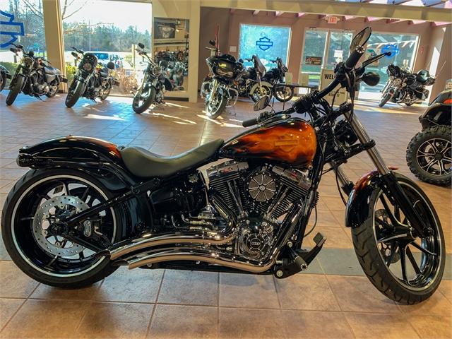 2015 Harley-Davidson Softail Breakout at Williams Harley-Davidson