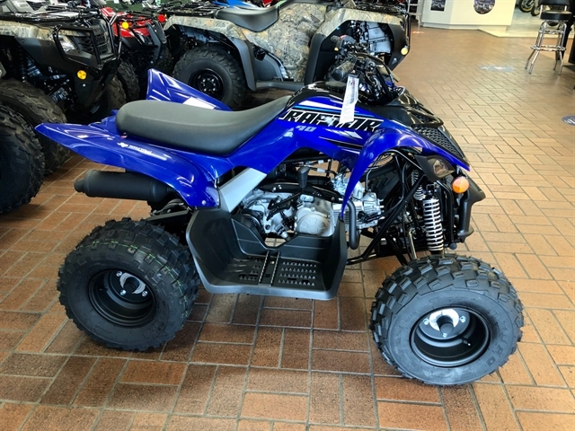 2021 Yamaha Raptor 90 at Wild West Motoplex