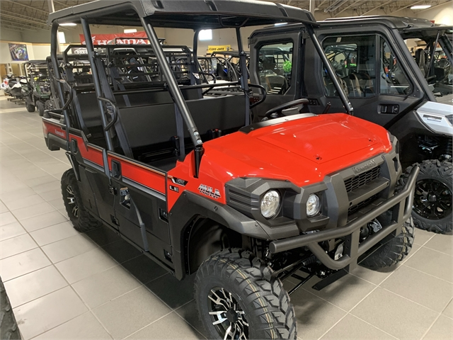 2021 Kawasaki Mule PRO-FXT EPS LE at Star City Motor Sports