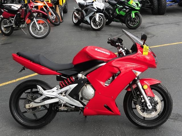 2007 Kawasaki Ninja 650R at Lynnwood Motoplex, Lynnwood, WA 98037