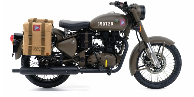 2018 ROYAL ENFIELD C5 CLASSIC PEGASUS $182/month at Power World Sports, Granby, CO 80446