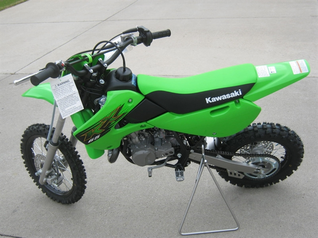 2020 Kawasaki KX 65 at Brenny's Motorcycle Clinic, Bettendorf, IA 52722