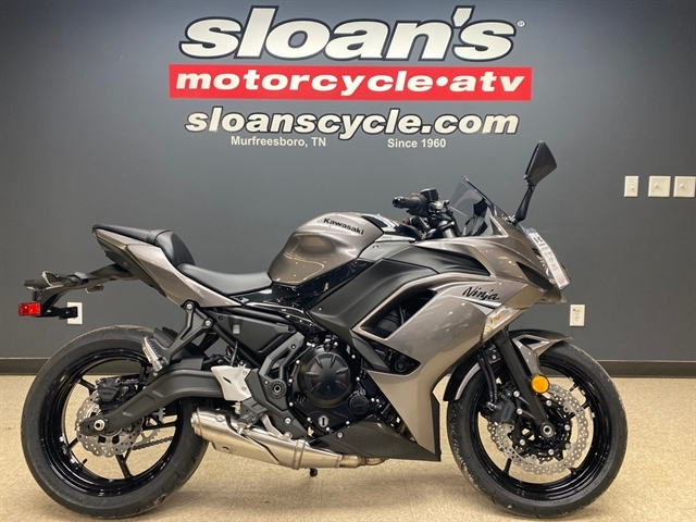 2021 Kawasaki Ninja 650 Base at Sloans Motorcycle ATV, Murfreesboro, TN, 37129