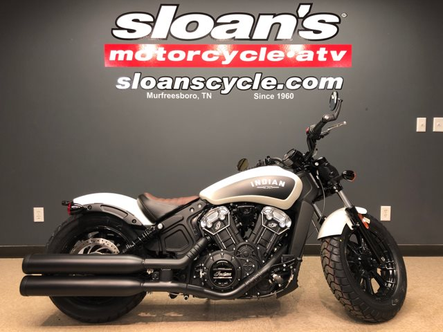 2019 Indian Scout® Bobber at Sloan's Motorcycle, Murfreesboro, TN, 37129