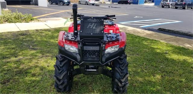 2021 Honda FourTrax Rancher 4x4 4X4 at Powersports St. Augustine