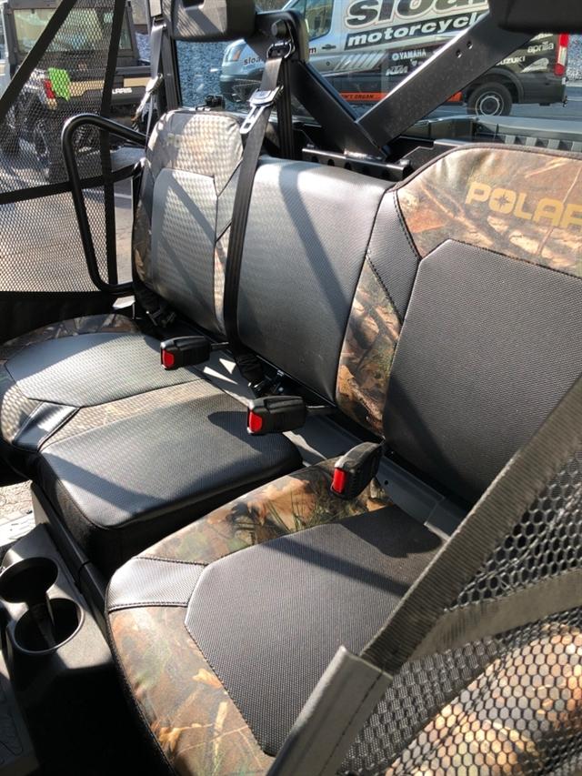 2020 Polaris Ranger Crew XP 1000 Winter Edition Premium at Sloans Motorcycle ATV, Murfreesboro, TN, 37129