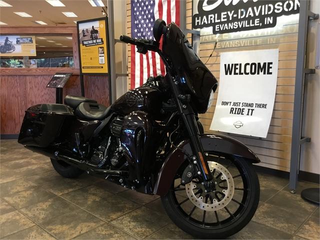 2019 Harley-Davidson Street Glide CVO Street Glide at Bud's Harley-Davidson