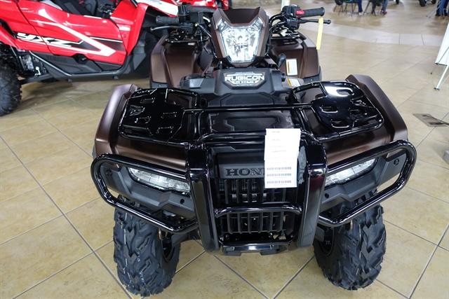 2021 Honda FourTrax Foreman Rubicon 4x4 Automatic DCT at Sun Sports Cycle & Watercraft, Inc.