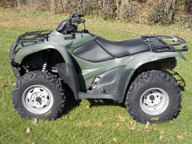 2012 Honda FourTrax Rancher 4X4 With Power Steering at Nishna Valley Cycle, Atlantic, IA 50022