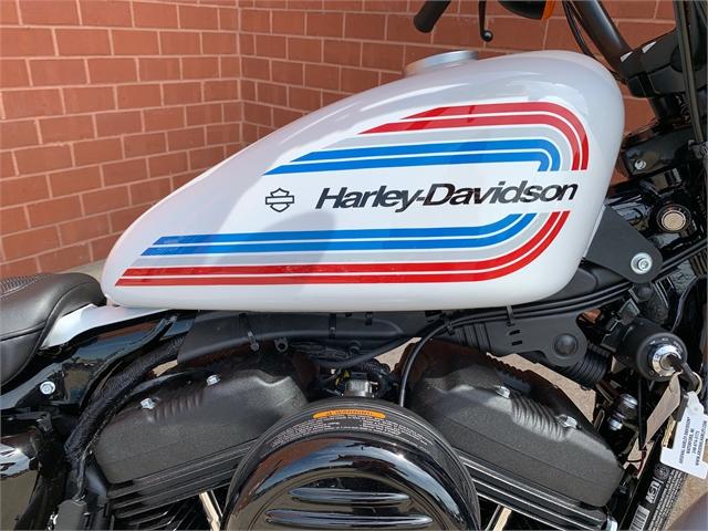 2021 Harley-Davidson Street XL 1200NS Iron 1200 at Arsenal Harley-Davidson