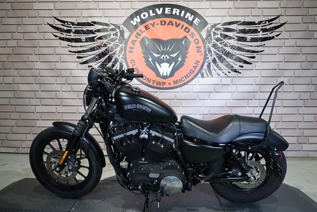 2012 Harley-Davidson Sportster Iron 883 at Wolverine Harley-Davidson