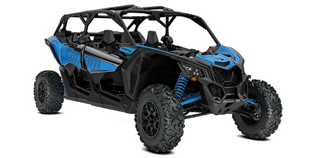 2021 Can-Am Maverick X3 MAX DS TURBO at Iron Hill Powersports