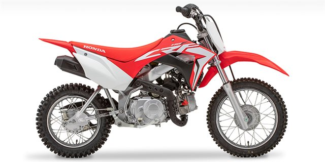 2021 Honda CRF 110F at Wild West Motoplex