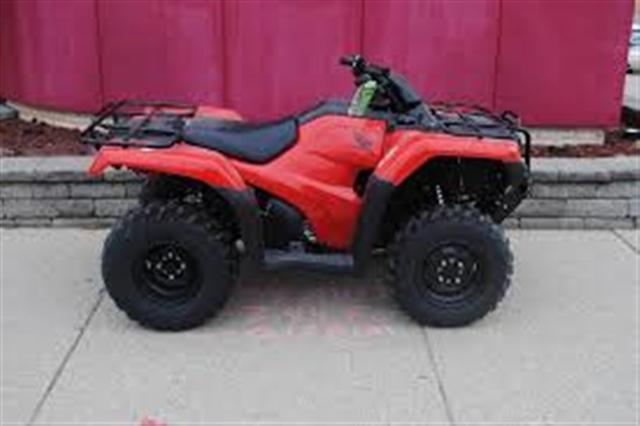 2018 Honda FourTrax Rancher Base at Kent Motorsports, New Braunfels, TX 78130
