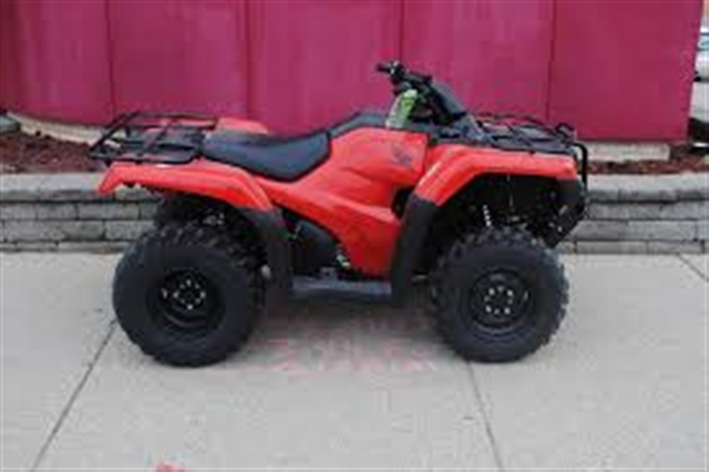 2018 Honda FourTrax Rancher 4x2 at Kent Motorsports, New Braunfels, TX 78130