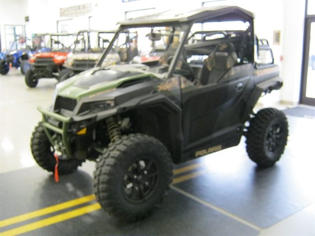 2021 Polaris GENERAL XP 1000 Pursuit Edition at Brenny's Motorcycle Clinic, Bettendorf, IA 52722