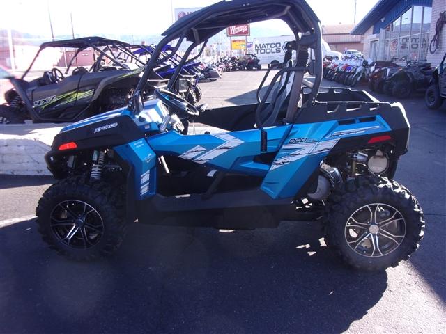 2019 CFMOTO ZFORCE 800 Trail at Bobby J's Yamaha, Albuquerque, NM 87110