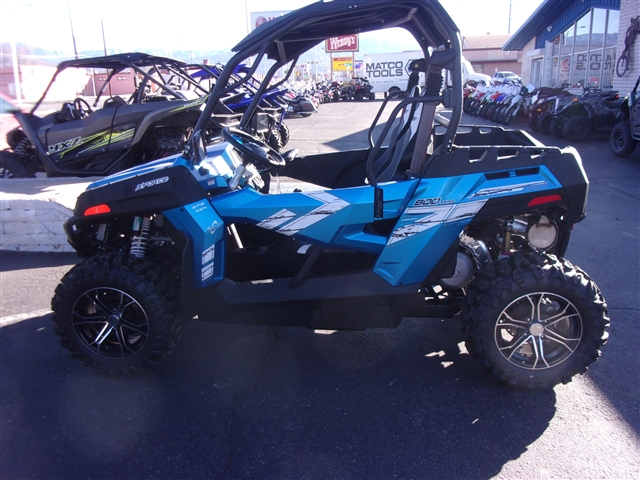 2019 CFMOTO ZFORCE 800 Trail at Bobby J's Yamaha, Albuquerque, NM 87110