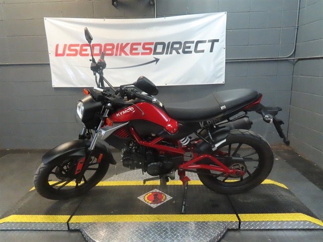 2017 KYMCO K-Pipe 125 at Used Bikes Direct