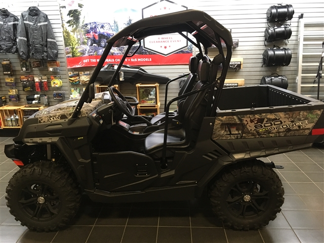 2018 CFMOTO UFORCE 800 at Champion Motorsports, Roswell, NM 88201