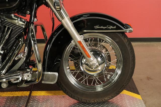 2004 Harley-Davidson FLSTC at Texas Harley